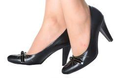 πόδια γυναικών Στοκ εικόνα με δικαίωμα ελεύθερης χρήσης