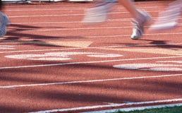 πόδια θαμπάδων Στοκ φωτογραφία με δικαίωμα ελεύθερης χρήσης