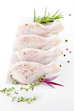 πόδια κοτόπουλου Στοκ φωτογραφία με δικαίωμα ελεύθερης χρήσης