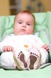 πόδια μωρών στοκ φωτογραφίες