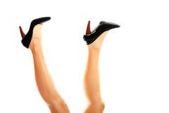 πόδια προκλητικά Στοκ εικόνες με δικαίωμα ελεύθερης χρήσης