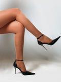 πόδια προκλητικά Στοκ Εικόνες
