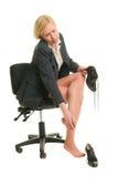 Πόδια στον πόνο στοκ φωτογραφία με δικαίωμα ελεύθερης χρήσης