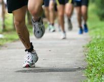 πόδια τρεξίματος Στοκ εικόνα με δικαίωμα ελεύθερης χρήσης