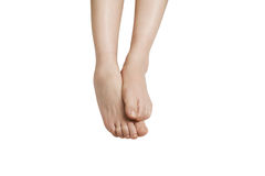 πόδια Στοκ Εικόνα