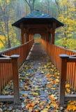 πόδι γεφυρών Στοκ εικόνα με δικαίωμα ελεύθερης χρήσης