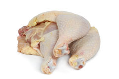 πόδι κοτόπουλου Στοκ Φωτογραφία