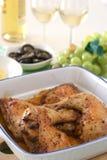 πόδι κοτόπουλου Στοκ εικόνες με δικαίωμα ελεύθερης χρήσης