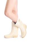πόδι μποτών στοκ εικόνα