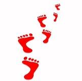 πόδι ελεύθερη απεικόνιση δικαιώματος