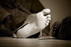 πόδι Στοκ Φωτογραφίες