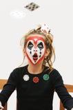 πόκερ κοριτσιών Στοκ Φωτογραφίες