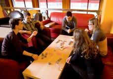 πόκερ παιχνιδιών Στοκ Εικόνα
