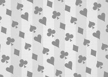 πόκερ προτύπων που υφαίνετ διανυσματική απεικόνιση