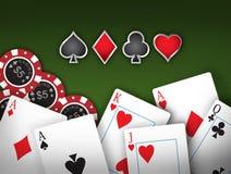 πόκερ ελεύθερη απεικόνιση δικαιώματος