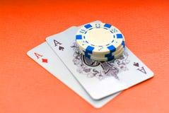 πόκερ Στοκ Εικόνες