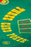 πόκερ Στοκ εικόνες με δικαίωμα ελεύθερης χρήσης