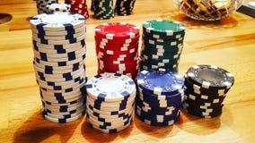 πόκερ Στοκ εικόνα με δικαίωμα ελεύθερης χρήσης