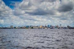 Πόλεις της Βραζιλίας - του Manaus, Amazonas - απόψεις πόλεων στοκ φωτογραφίες με δικαίωμα ελεύθερης χρήσης