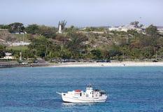 Πόλης ακτή Nassau Στοκ εικόνα με δικαίωμα ελεύθερης χρήσης