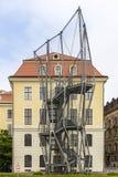 Πόλης μουσείο Δρέσδη στοκ φωτογραφίες