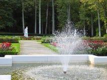 Πόλης πάρκο Palanga, Λιθουανία στοκ εικόνες με δικαίωμα ελεύθερης χρήσης
