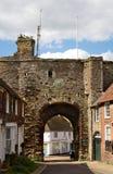 Πόλης πύλη - ΙΙ - σίκαλη - UK στοκ φωτογραφία με δικαίωμα ελεύθερης χρήσης