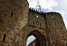 Πόλης πύλη - Ι - σίκαλη - UK στοκ εικόνα με δικαίωμα ελεύθερης χρήσης