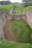 Πόλης τοίχοι Berwick, berwick-επάνω-τουίντ Northumberland στοκ εικόνες