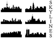 πόλη ανασκοπήσεων διανυσματική απεικόνιση