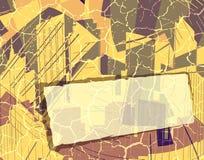 πόλη ανασκόπησης διανυσματική απεικόνιση