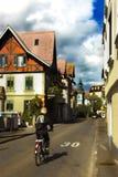 πόλη διακοπών swizz Στοκ εικόνες με δικαίωμα ελεύθερης χρήσης