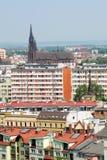 πόλη εκκλησιών Στοκ φωτογραφίες με δικαίωμα ελεύθερης χρήσης