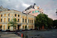 πόλη ευρωπαϊκό Κίεβο Στοκ εικόνες με δικαίωμα ελεύθερης χρήσης