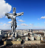 πόλη Ιησούς Χριστού Στοκ Φωτογραφίες