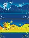 πόλη καρτών απεικόνιση αποθεμάτων