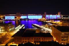 πόλη Κεμπέκ θαλασσίων περί&pi Στοκ Φωτογραφίες