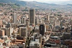 πόλη Κολομβία της Μπογκο στοκ φωτογραφίες