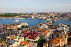πόλη Κωνσταντινούπολη Στοκ εικόνα με δικαίωμα ελεύθερης χρήσης