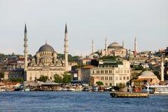 πόλη Κωνσταντινούπολη Στοκ φωτογραφία με δικαίωμα ελεύθερης χρήσης