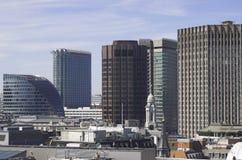 πόλη Λονδίνο Στοκ εικόνα με δικαίωμα ελεύθερης χρήσης