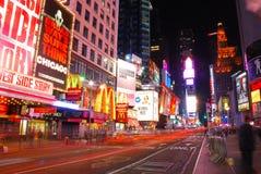 πόλη Μανχάτταν Νέα Υόρκη Στοκ Φωτογραφία