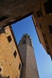 πόλη μεσαιωνική Στοκ φωτογραφία με δικαίωμα ελεύθερης χρήσης