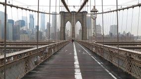 πόλη Νέα Υόρκη του Μπρούκλι&n Στοκ φωτογραφία με δικαίωμα ελεύθερης χρήσης