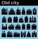 πόλη παλαιά Στοκ εικόνα με δικαίωμα ελεύθερης χρήσης