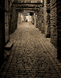 πόλη παλαιά Στοκ Εικόνες