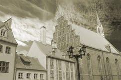 πόλη παλαιά Στοκ Φωτογραφίες