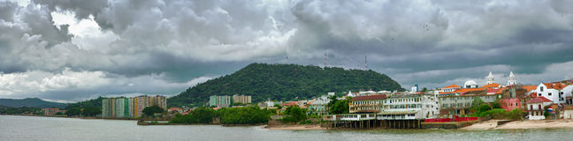 πόλη Παναμάς στοκ φωτογραφίες