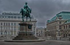 Πόλη της Βιέννης Στοκ Εικόνες
