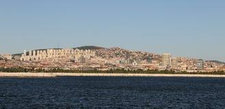 Πόλη της Ιστανμπούλ στην Τουρκία Στοκ Εικόνες